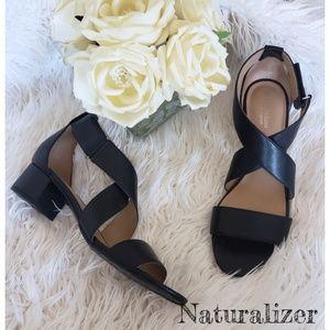 Naturalizer Block Heel Sandals